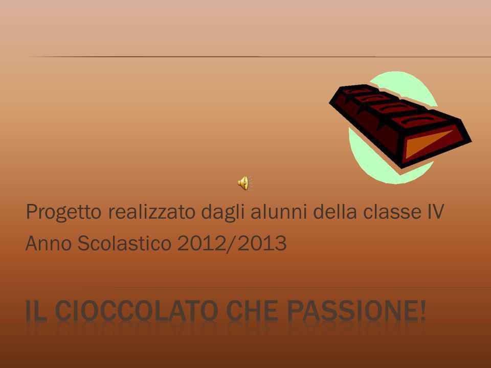 Progetto realizzato dagli alunni della classe IV Anno Scolastico 2012/2013