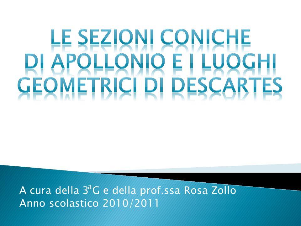 A cura della 3 G e della prof.ssa Rosa Zollo Anno scolastico 2010/2011 a