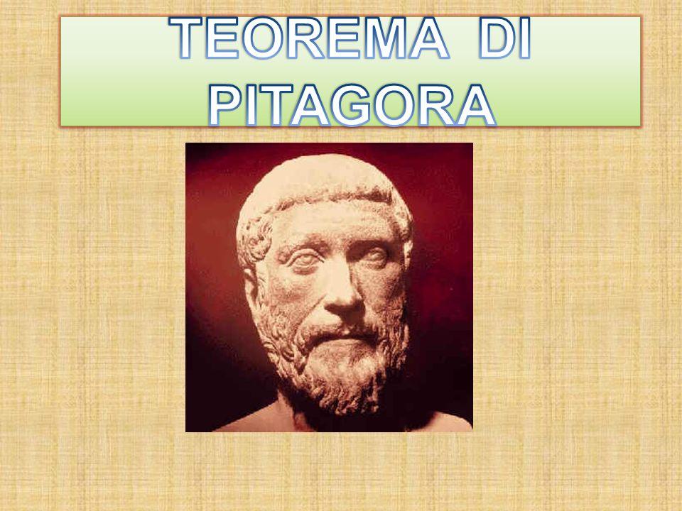 Pitagora, filosofo e matematico greco, nacque a Samo el 580 a.C.