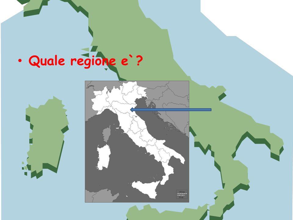 Quale regione e`?