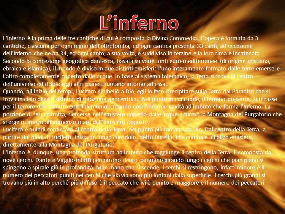 La Commedia o Divina Commedia (originariamente Commedia; l'aggettivo Divina, attribuito da Boccaccio si ritrova solo a partire dalle edizioni a stampa