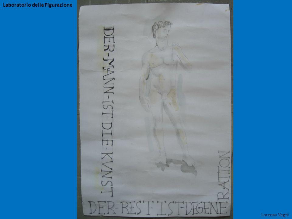 Lorenzo Vaghi Laboratorio della Figurazione