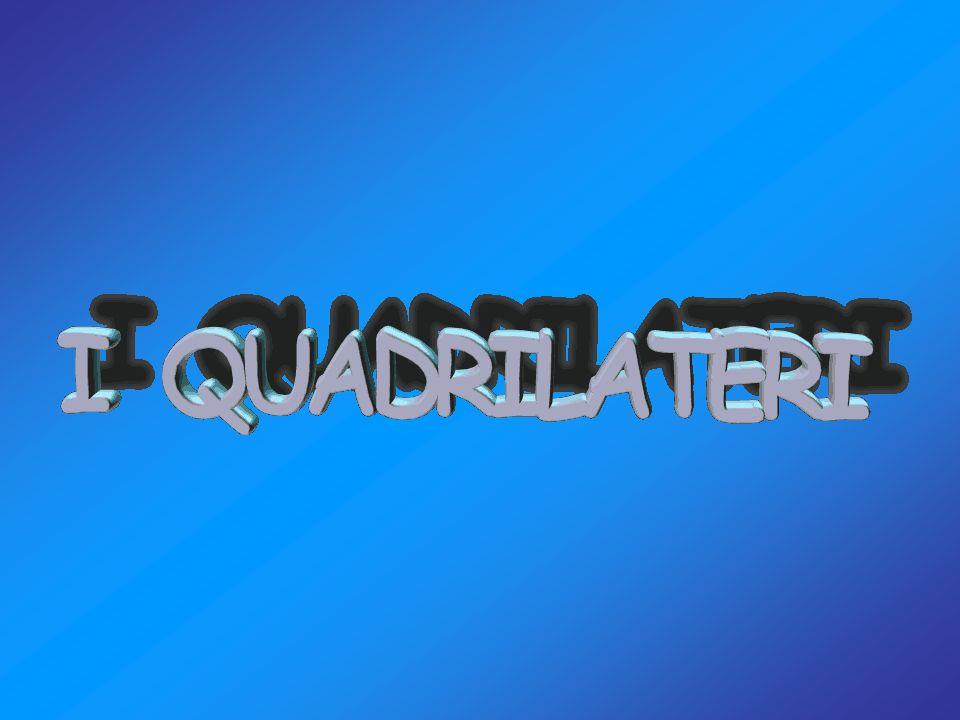 Il quadrilatero è il più comune tra i poligoni ed è presente nelle forme e negli oggetti che ci circondano.