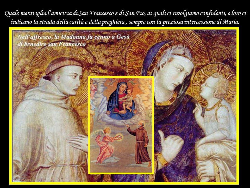 I messaggi di questi due Santi sono sempre più attuali nel nostro tempo. Lumanità ha sempre più bisogno di amore per realizzare una convivenza più tra