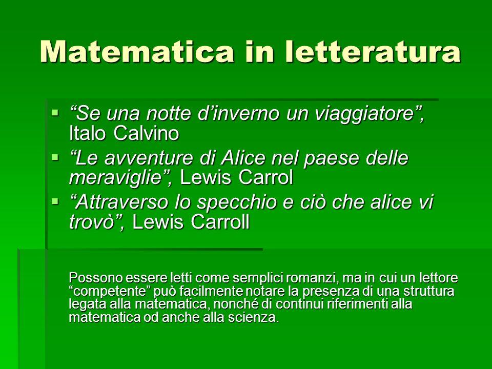 Se una notte dinverno un viaggiatore, Italo Calvino Se una notte dinverno un viaggiatore, Italo Calvino Le avventure di Alice nel paese delle meravigl