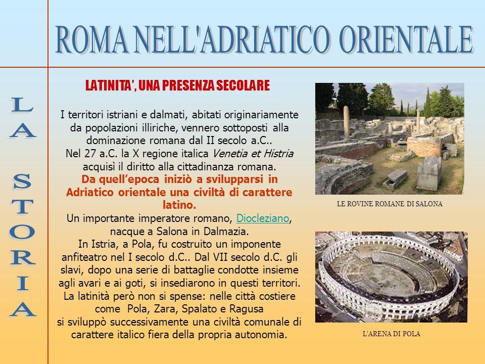 LArchivio-Museo storico di Fiume (tutelato dalla legge 92/2004 Il Giorno del Ricordo), di proprietà della Società di Studi Fiumani, è stato costituito nel 1963 da esuli fiumani a Roma.