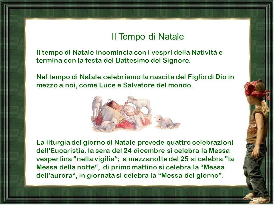Il tempo di Avvento culmina in questa ultima settimana dedicata interamente alla preparazione della Natività del Signore, dal 17 al 24 dicembre. Il co