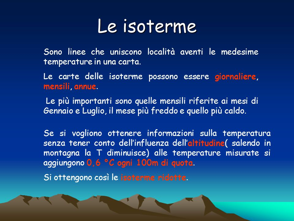 ISOTERME