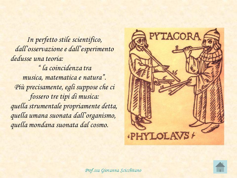 Quando arrivò a Crotone, Pitagora aveva circa 60 anni.