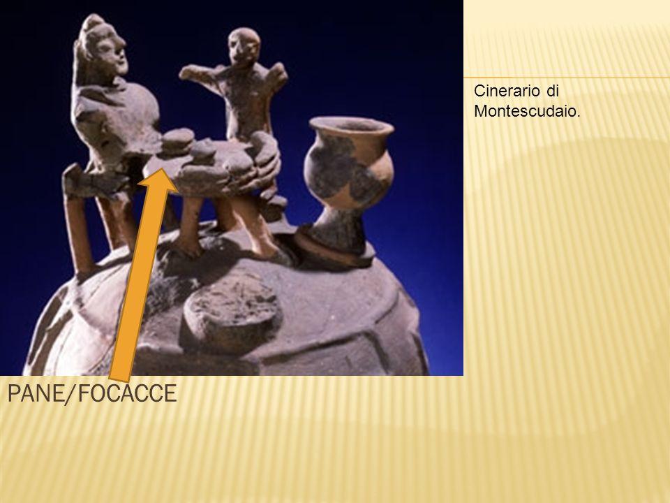 PANE/FOCACCE Cinerario di Montescudaio.