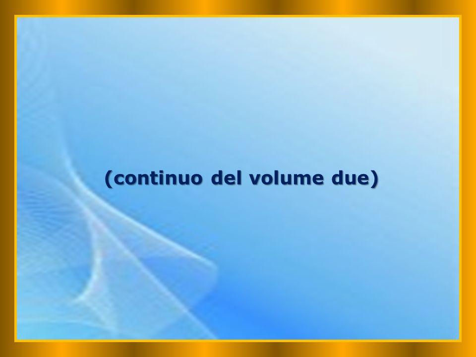 (continuo del volume due) (continuo del volume due)