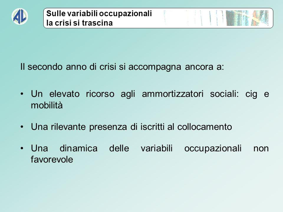 XXV RAPPORTO SULLOCCUPAZIONE IN PROVINCIA DI TRENTO Trento, 24 gennaio 2011