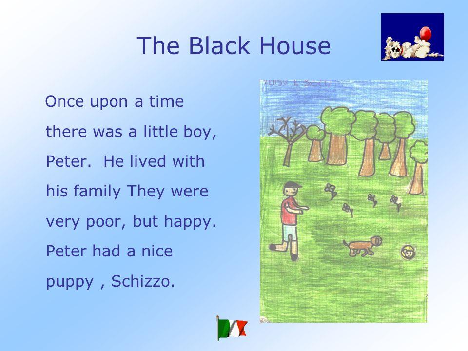 Fine La casa nera non fa paura: non è neppure una storia vera ! Classe 4^ B - Edolo