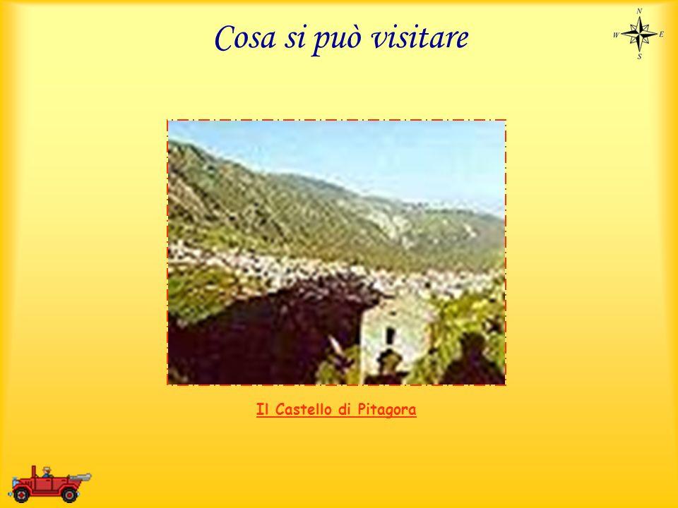 Come ci si arriva Samo In Aereo: Fino all aeroporto di Lamezia Terme oppure di Reggio Calabria.