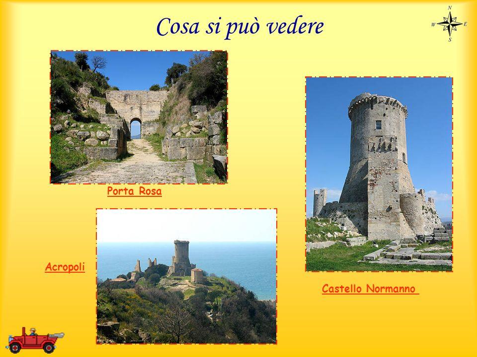 Come ci si arriva In Auto: L autostrada più vicina è la Salerno - Reggio Calabria.