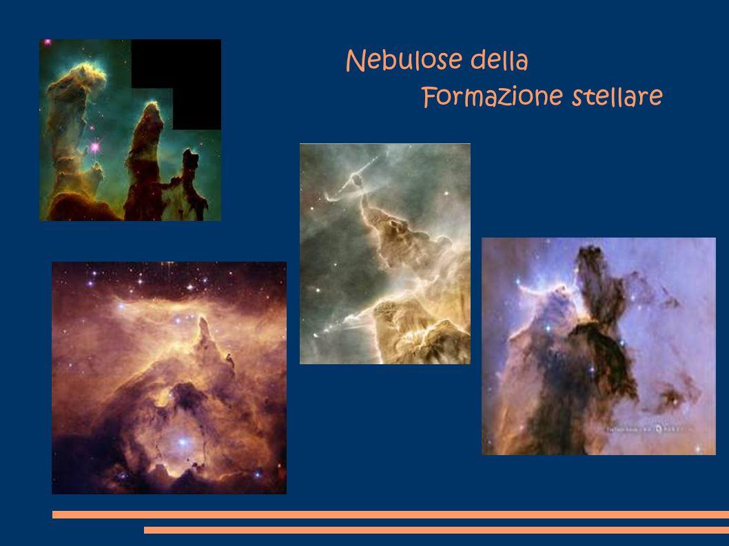 Nebulose della Formazione stellare