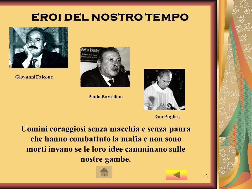 11 Fondata nel 1983 da alcuni insegnanti siciliani, Scuola e cultura antimafia è un associazione che ha guidato e guida gli insegnamenti sulla didatti