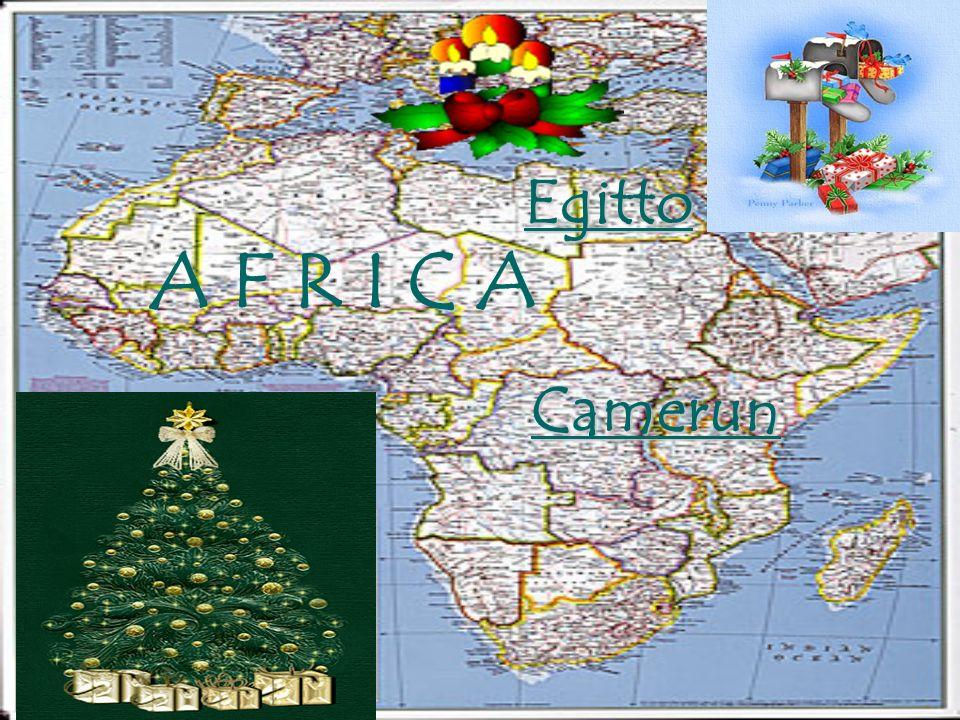 I CONTINENTI AFRICA AMERICA OCEANIA ASIA EUROPA