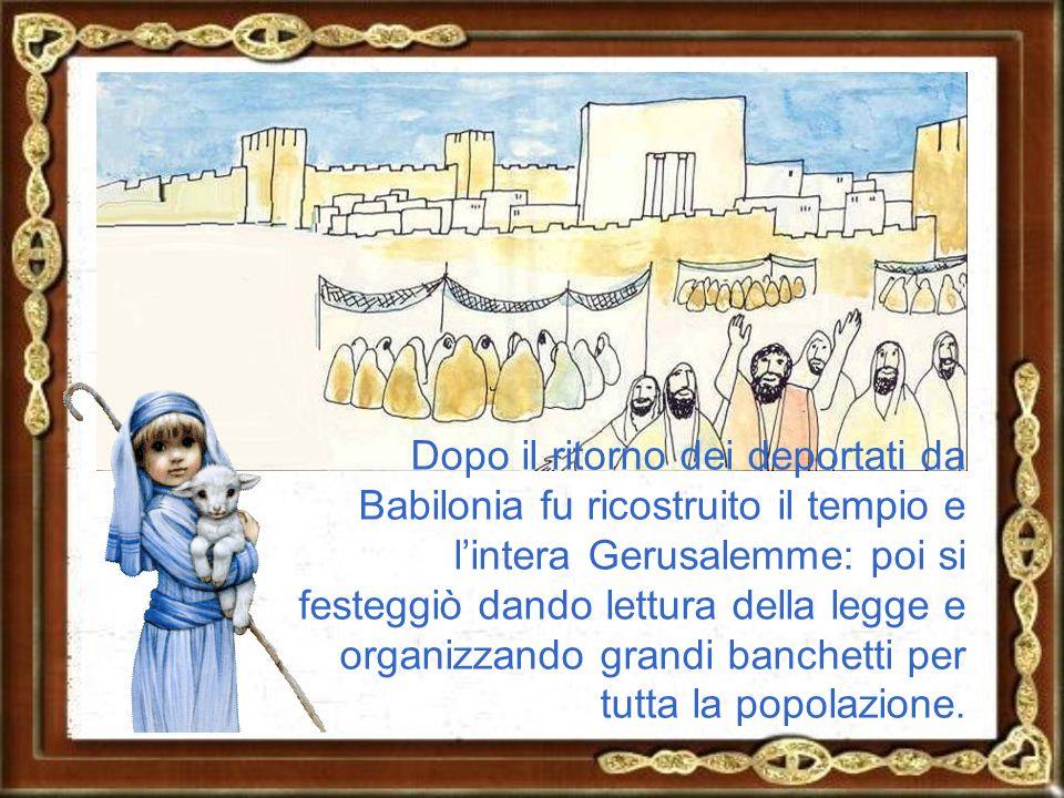 A Galgala, nel santuario, Saul fu proclamato Re. Poi fecero un banchetto sacro davanti al Signore.