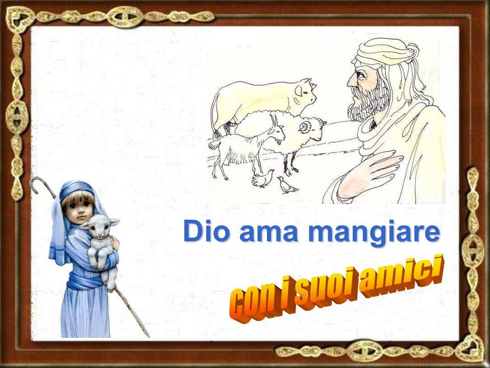 Il Signore liberò il suo popolo dall Egitto, poi lo salvò dalla morte per fame nel deserto offrendogli le quaglie e la manna.