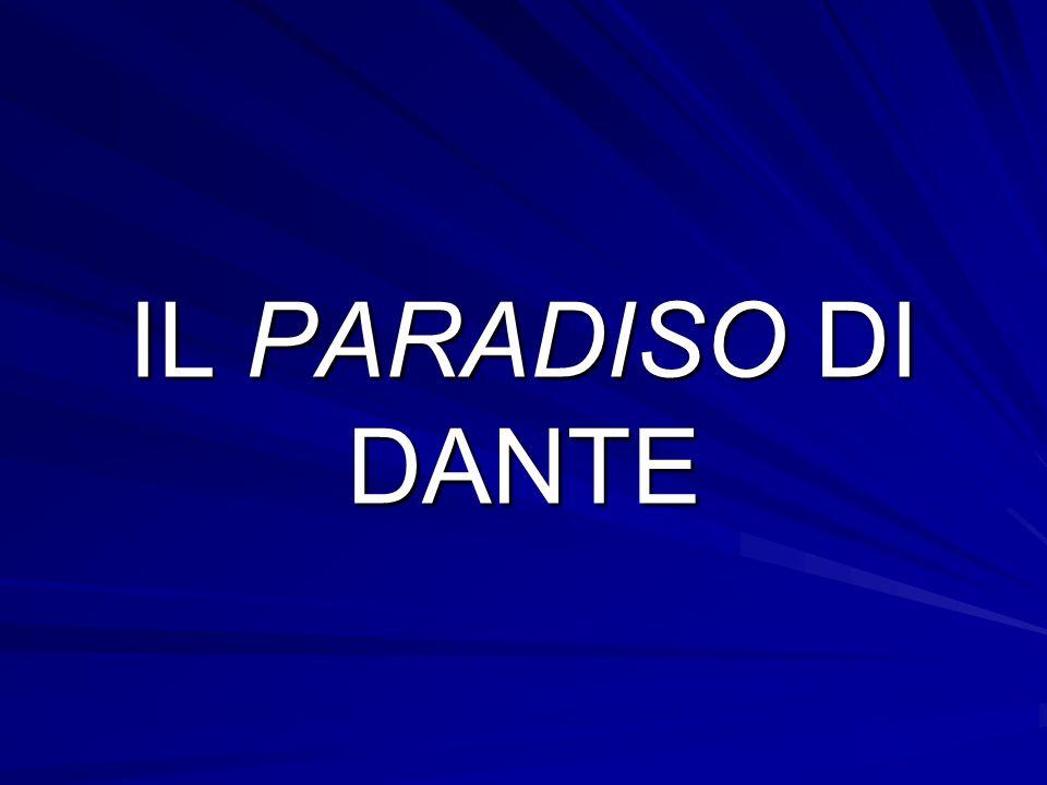 Questa affermazione allinizio del Paradiso… (canto I) …insieme a quella dellultimo canto del Paradiso (canto XXXIII) costituisce come una cornice in cui si raccoglie tutto il racconto: