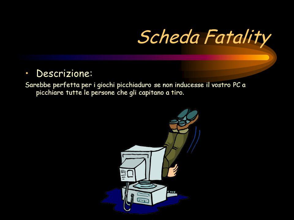 Scheda Sexual Maniac Descrizione: I personaggi di Videogame vengono sostituiti da pornostar.Inconvenienti:il PC puo saltare addosso a vostra sorella.V
