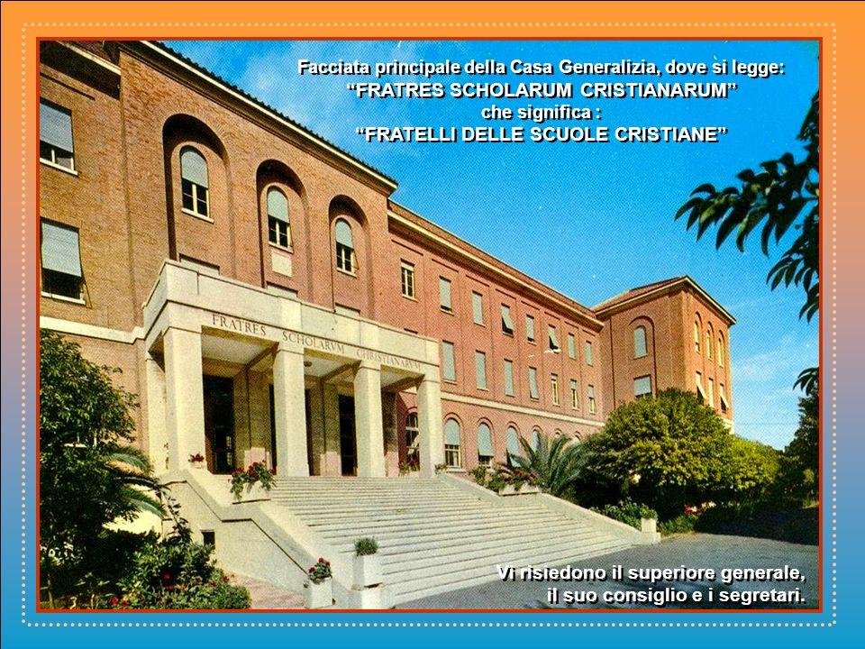 Alla morte di San Giovanni Battista de La Salle nel 1719, vi erano 100 Fratelli che dirigevano 23 scuole. Tre secoli dopo la Congregazione dei Fratell