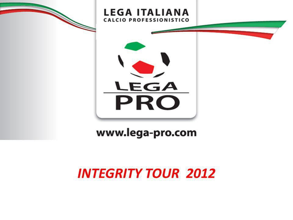 INTEGRITY TOUR 2012
