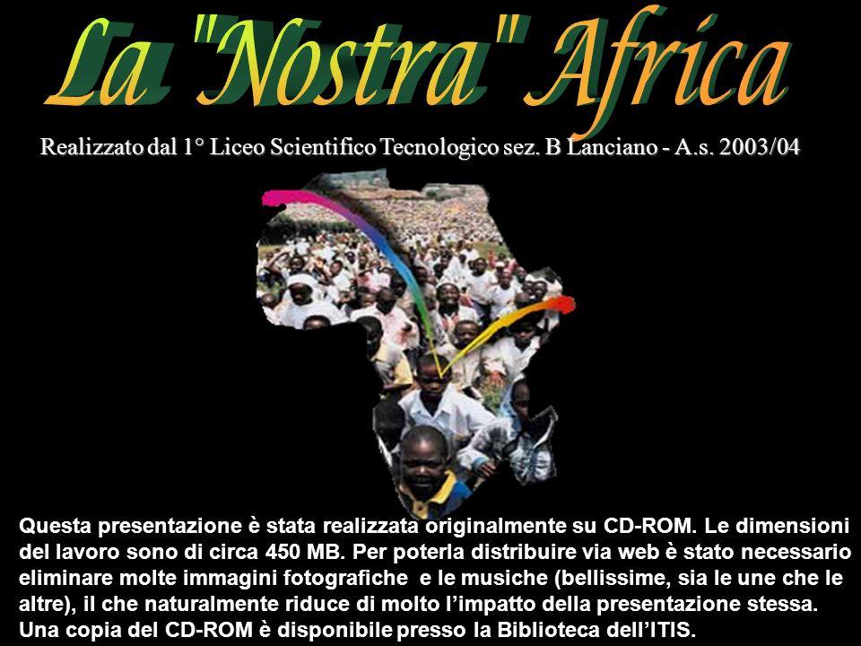 Realizzato dal 1° Liceo Scientifico Tecnologico sez. B Lanciano - A.s. 2003/04 Questa presentazione è stata realizzata su CD-ROM Questa presentazione