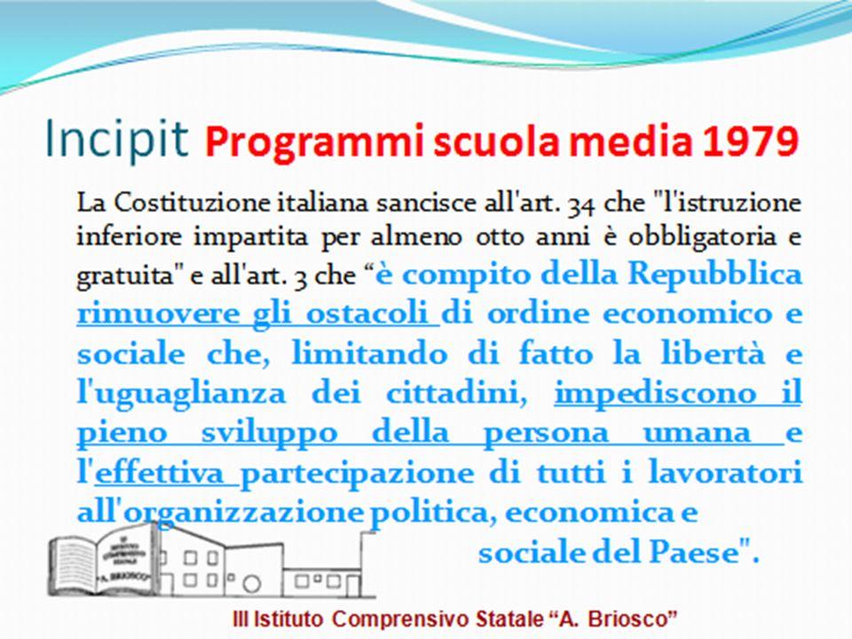 III Istituto Comprensivo Statale A. Briosco