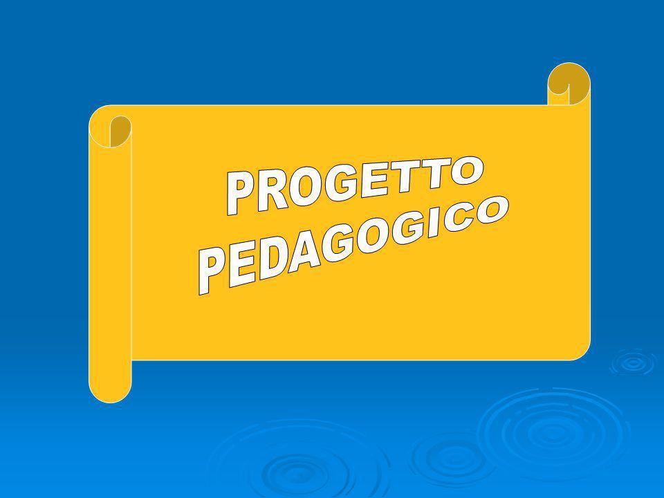 Con progettazione si intendono le disposizioni (capacità, talenti, potenzialità, …) che vengono assunte come finalità dellintervento educativo.
