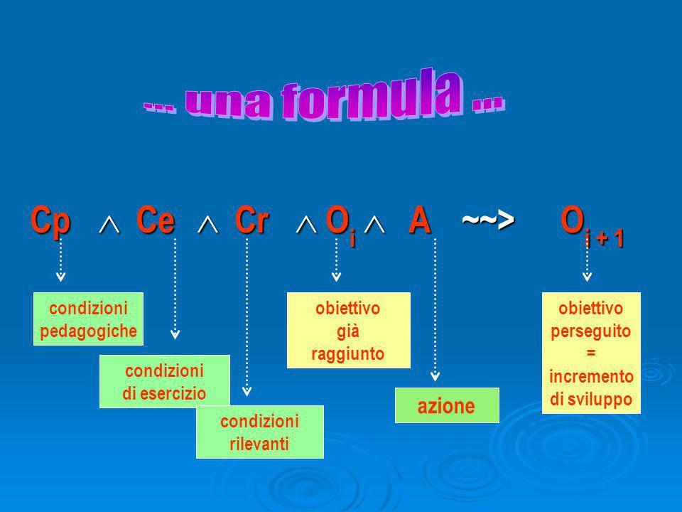 La programmazione è un documento nel quale si individuano le modalità di realizzazione del progetto.