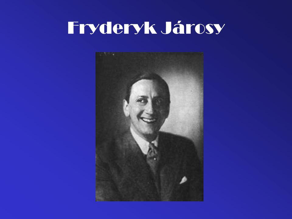 Fryderyk Járosy
