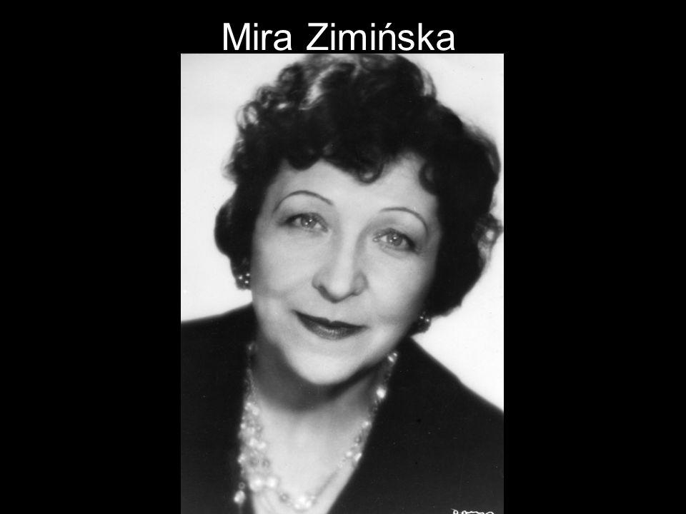 Mira Zimińska