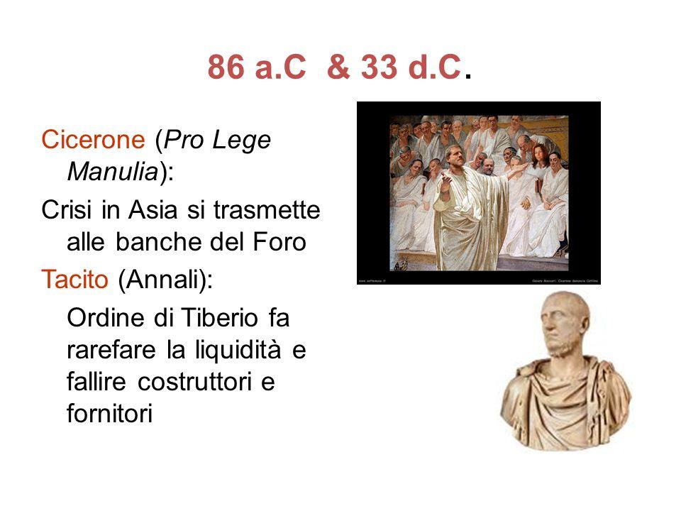 86 a.C & 33 d.C.
