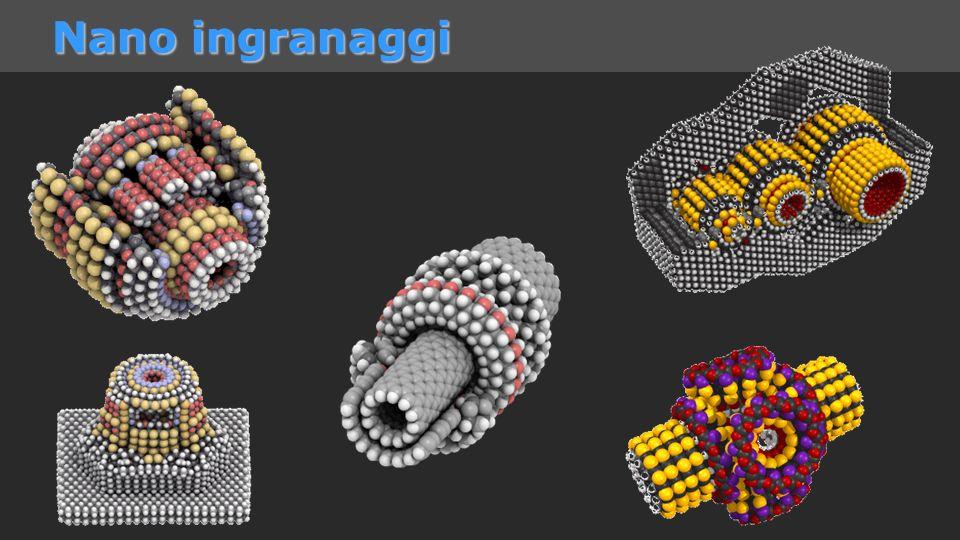 ICTP 13 Nano ingranaggi