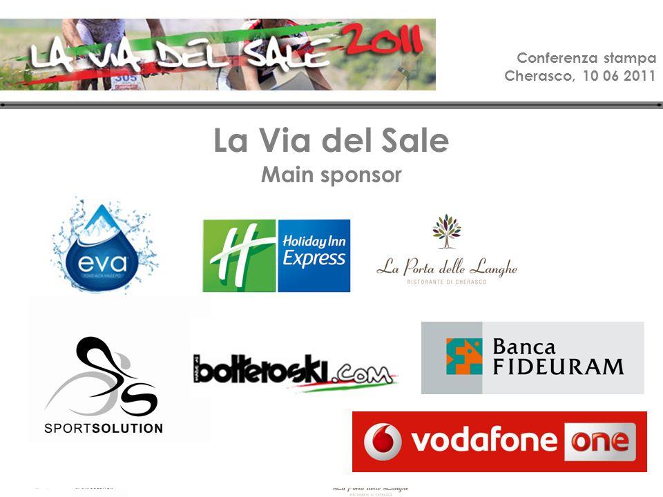 Conferenza stampa Cherasco, 10 06 2011 La Via del Sale Main sponsor bbbbbbbbbbbbbbbbbbbbbbbbbbbbbbbbbbbbbbbbbbbbbbbbbbbbbbb bbbbbbbbbb