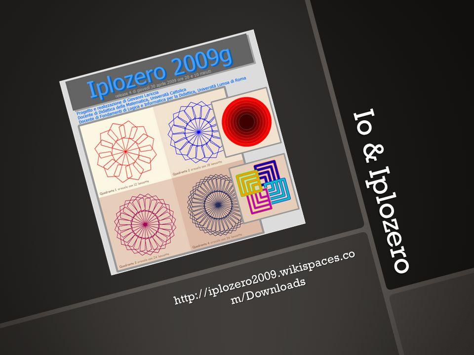 Io & Iplozero http://iplozero2009.wikispaces.co m/Downloads