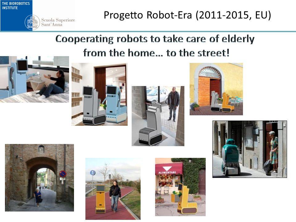 Progetto Robot-Era (2011-2015, EU)