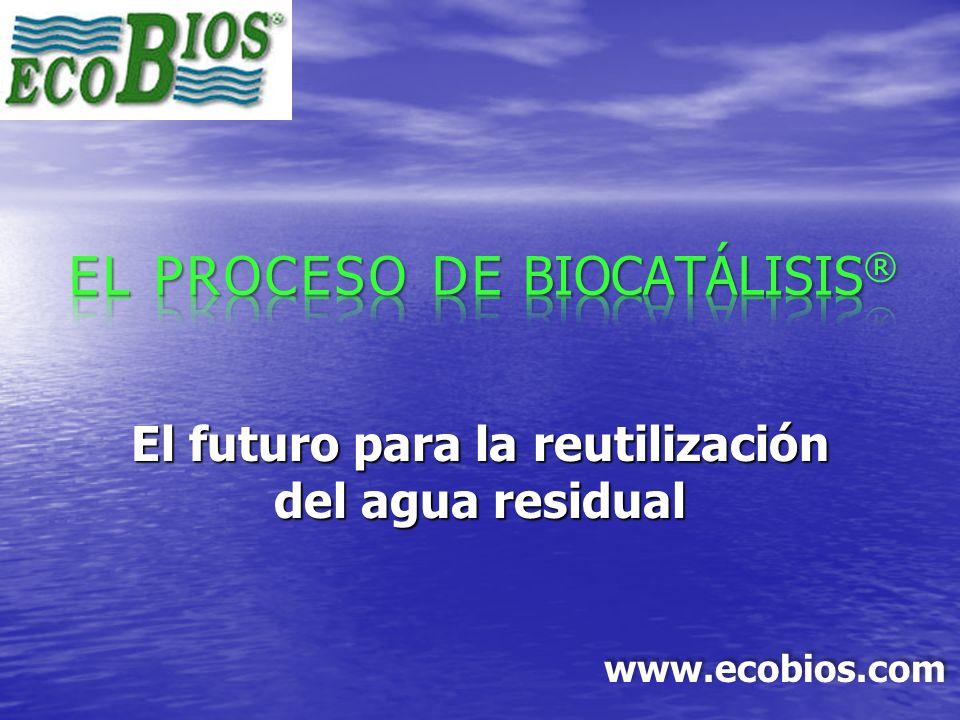 OBJETIVO DE LA PRESENTACIÓN Exponer una nueva tecnología para el tratamiento de las aguas residuales.