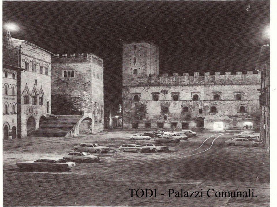 TODI - Palazzi Comunali.