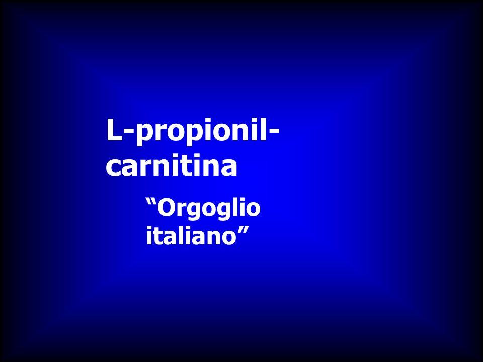 L-propionil- carnitina Orgoglio italiano