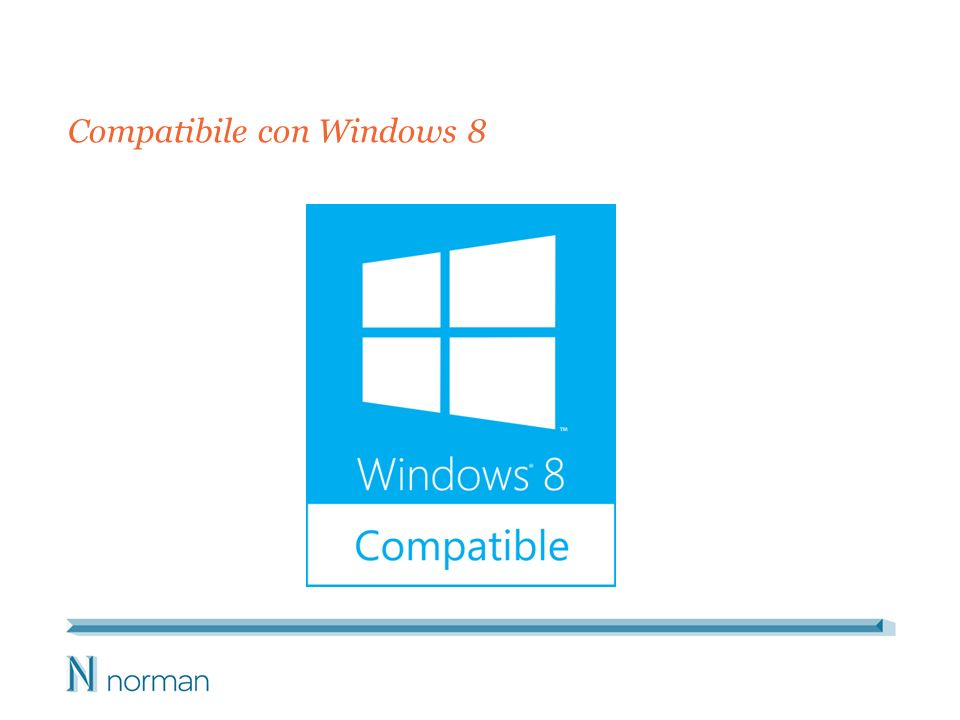 Compatibile con Windows 8