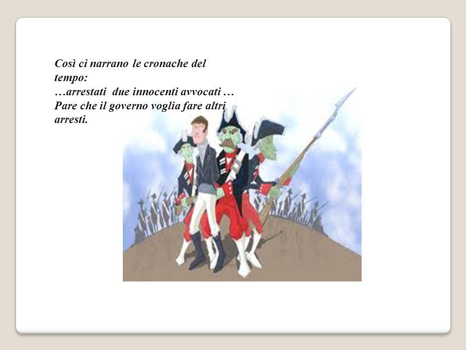 « Era il 7 maggio 1794. Fu divulgata per tutto il Regno lespulsione da Cagliari dei Piemontesi. »