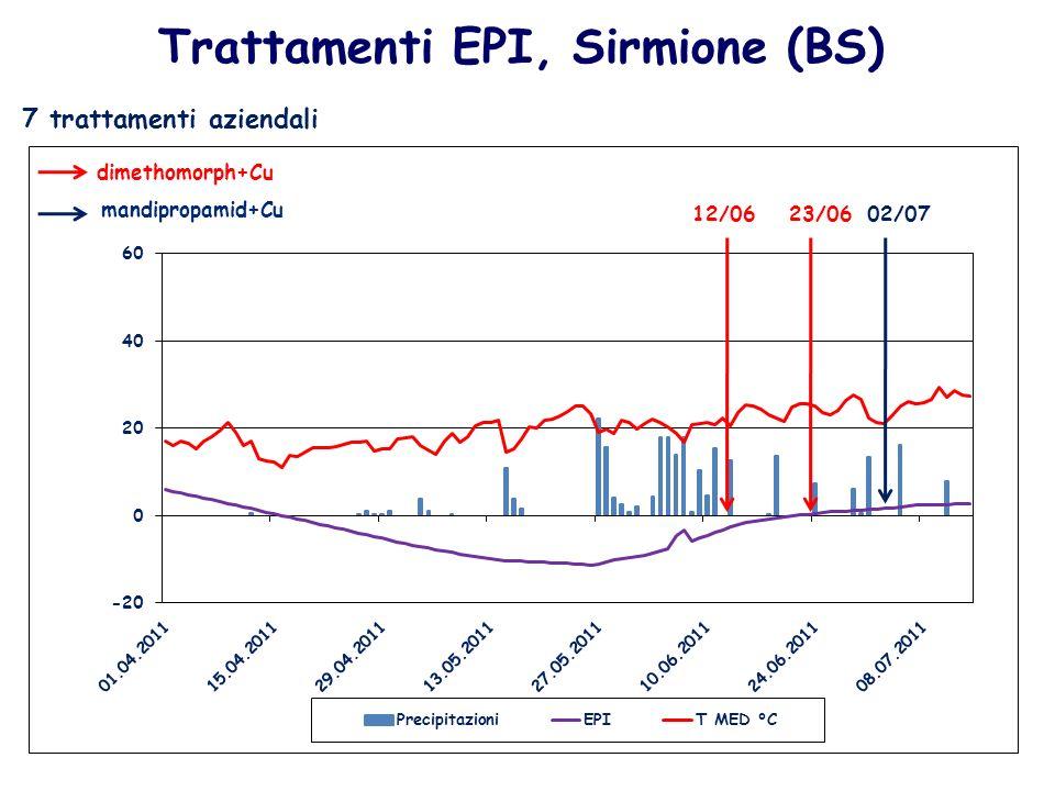 Trattamenti EPI, Sirmione (BS) 7 trattamenti aziendali