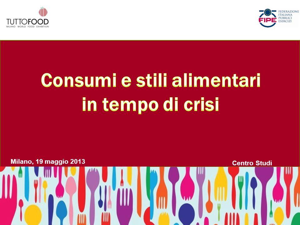 Centro Studi Milano, 19 maggio 2013