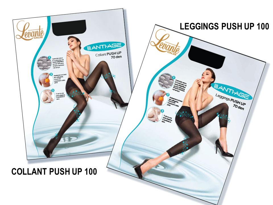 COLLANT PUSH UP 100 LEGGINGS PUSH UP 100