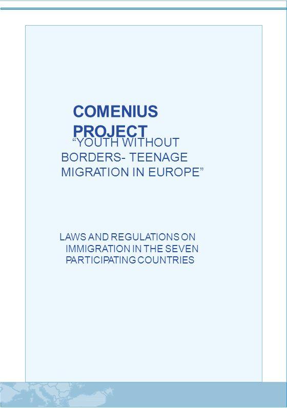 German legislation on immigration 1