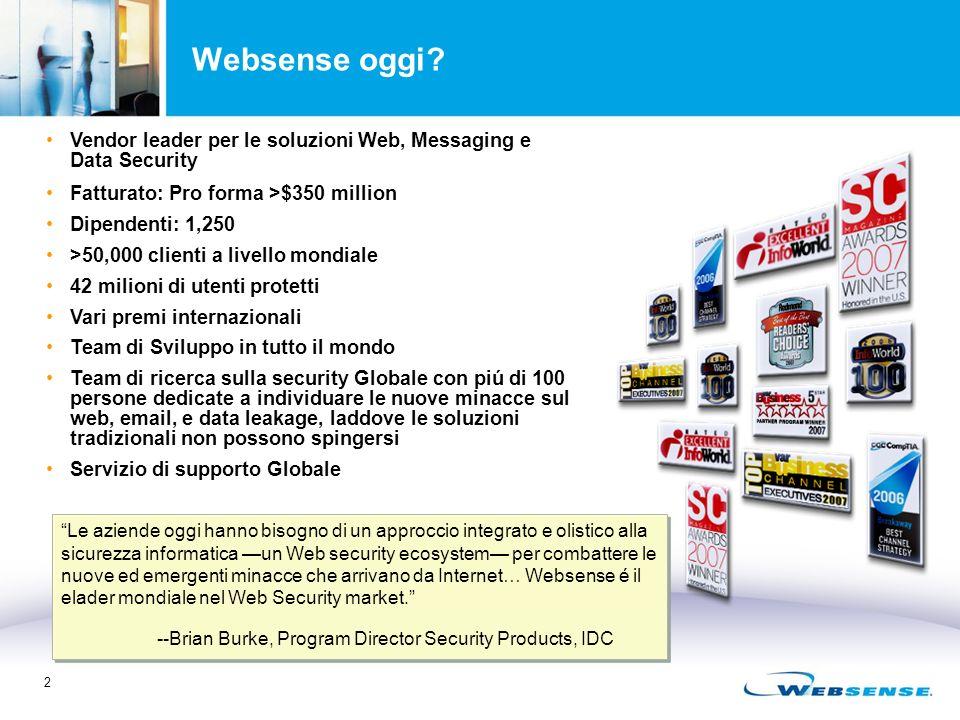 2 Websense oggi.