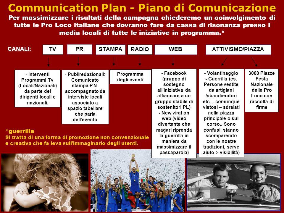 CANALI: TVATTIVISMO/PIAZZAWEBSTAMPA - Interventi Programmi Tv (Locali/Nazionali) da parte dei dirigenti locali e nazionali. Programma degli eventi RAD